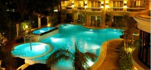 Regency Hotel Swimming Pool