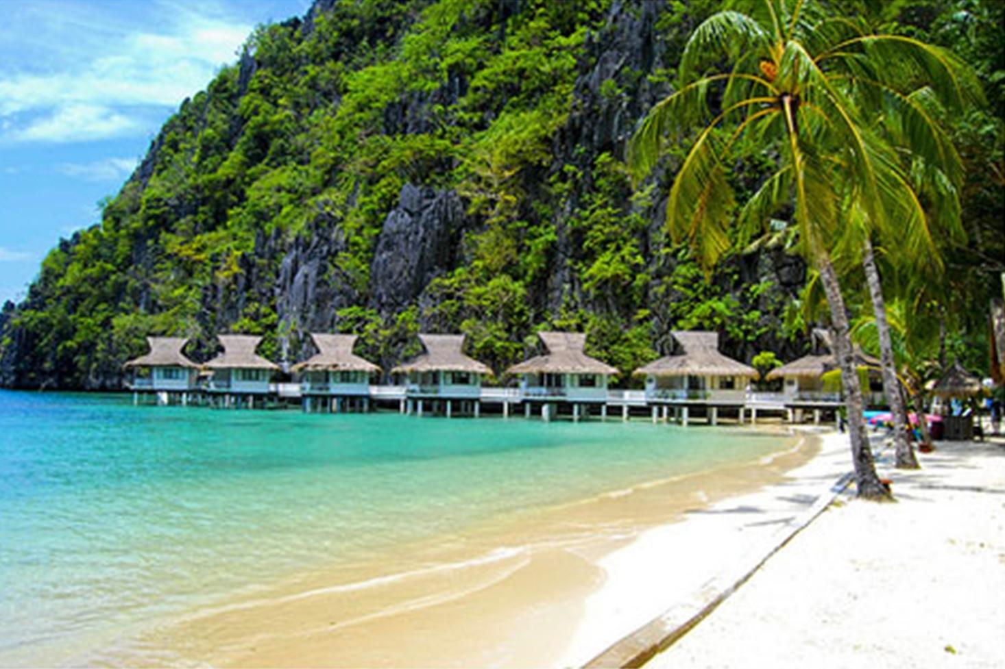 Miniloc Island Resort Quot El Nido Quot Palawan Attracttour