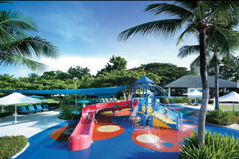 Fun For The Kids At Shangri La Mactan Resort Amp Spa Cebu