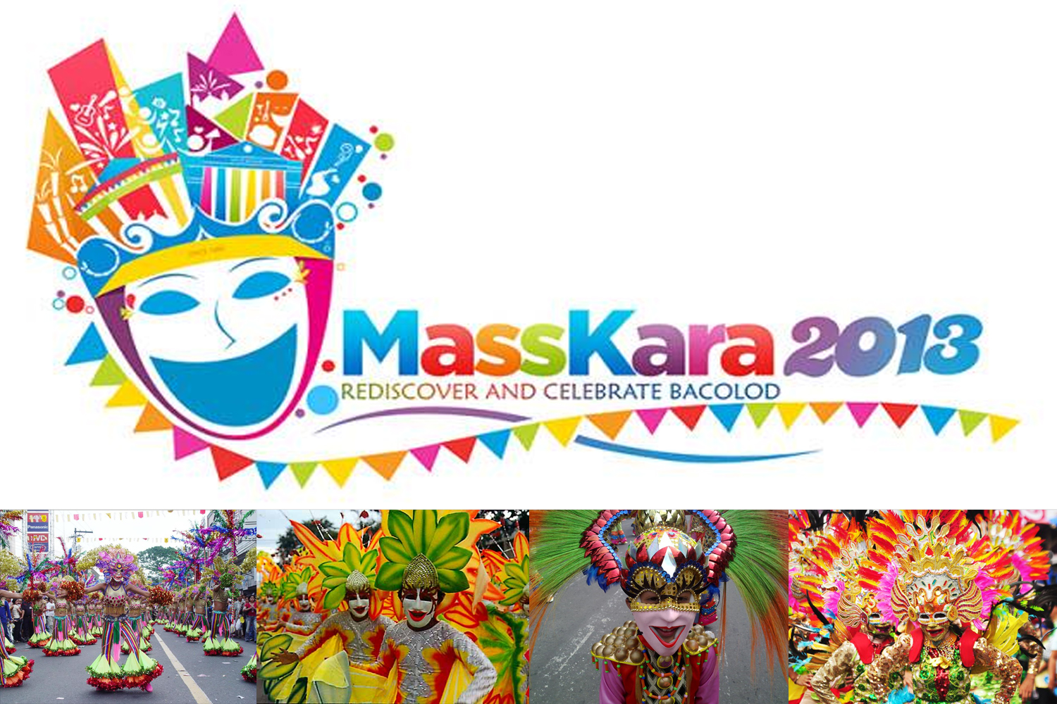 Bacolod City Masskara Festival 2013 Schedule Of Activities