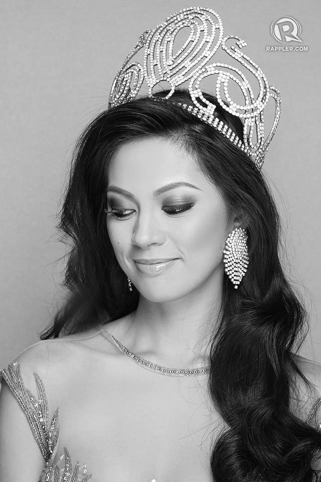 Miss universe 2013 ariella arida exclusive interview for Arienti arreda