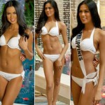 Miss Universe 2013 Candidtate Ariella Arida and Other Contestants in Yamamay Swimwear Photos