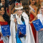 Japanese Beauty Queen Ikumi Yoshimatsu Deprived Her Role as Miss International 2012