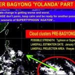 "Super Typhoon Yolanda Part 2 ""AGATON"" is Hoaxed (Video)"