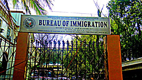 Bureau of immigration issued lookout order against deniece for Bureau quarantine philippines