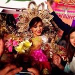 Christine Jael Abellanosa Crowned Sinulog Festival Queen 2014