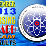 "NURSING BOARD EXAM RESULTS ""NLE December 2013″ Alphabetical List of Passers"