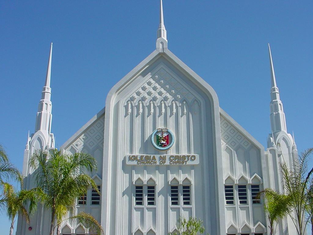 Church of Iglesia Ni C...