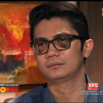 Vhong Navarro Asked Forgiveness from Girlfriend Tanya Baustista -Video
