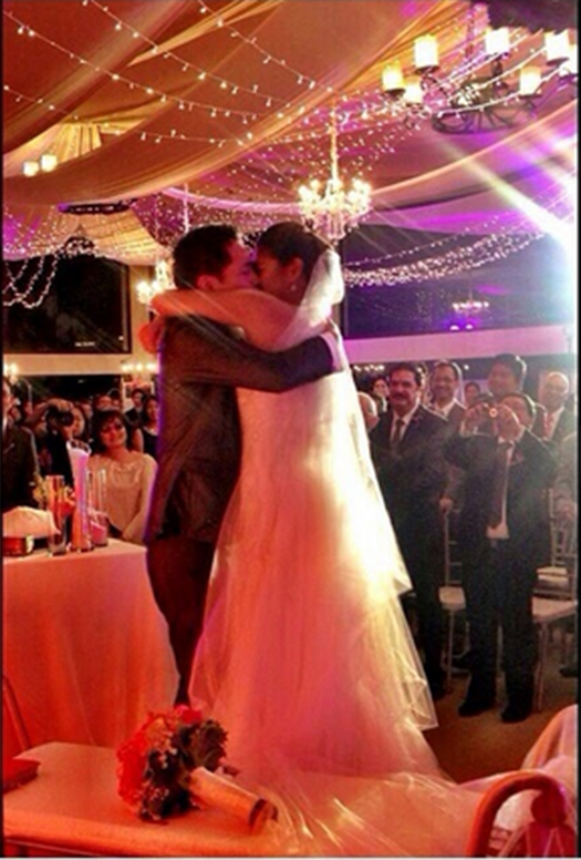 Kata inocencio wedding