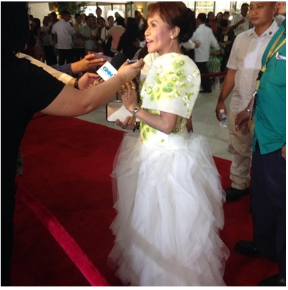 Sona 2014 The Red Carpet Fashion Statement Complete Photos
