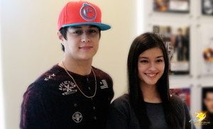 The Bet: Erique Gil and Liza Soberano by ABS-CBN
