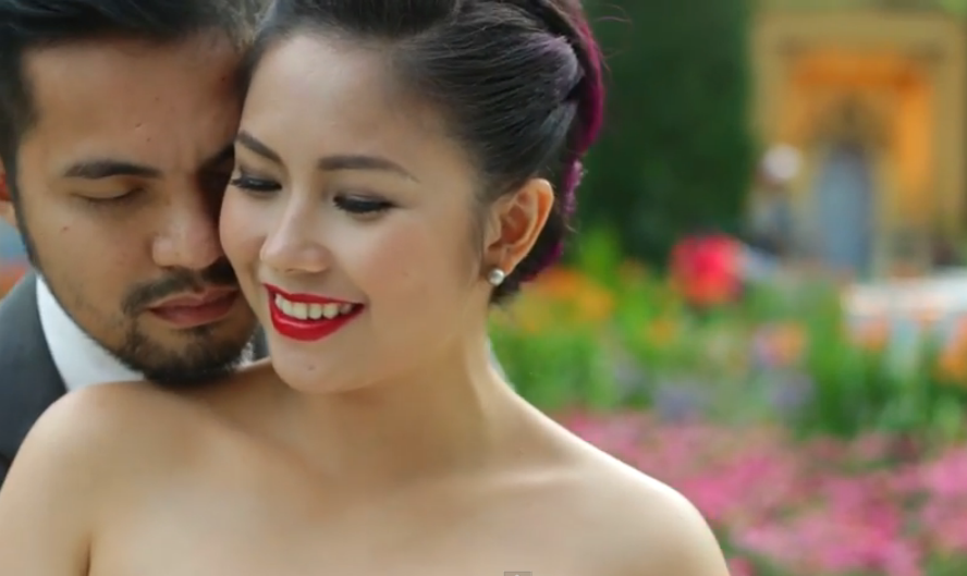 Ikaw by yeng is looks like an prenup inspired with her fiancee