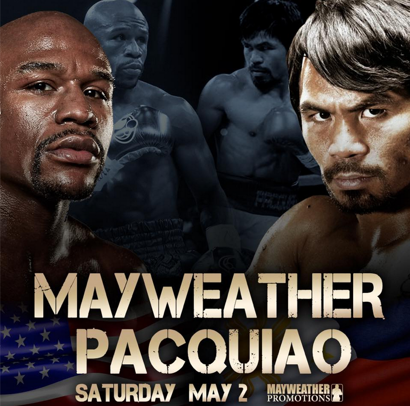 Floyd Mayweather Jr. vs. Manny Pacquiao Fight 2015 Date and News ...