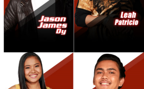 "Top 4 Artist of ""The Voice PH Season 2″ Grand Finale: Alisah Bonaobra, Rence Rapanot, Leah Patricio & Jason Dy"