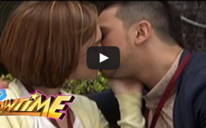 Billy Crawford & Coleen Garcia Kissing Scene