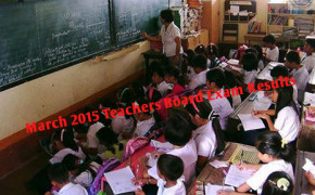 March 2015 Teachers Board Exam Results Secondary Level (Surname F)