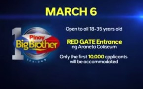 PBB Season 6 Grand Auditions at the Araneta Coliseum Complete list of Requirements & Details