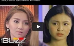Kathryn Bernardo Feels Awkwardness Between Nadine Lustre