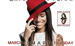 Christina Perri Arrives in Manila on her Head or Heart Tour Concert 2015