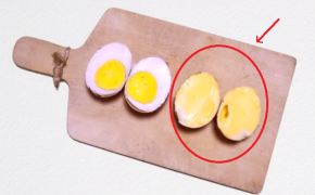 Cooking 101: How To Prepare Scramble Eggs Inside The Shell