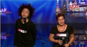 """Moymoy Palaboys"" Rodfil And Partner Fe Garcia Receives Standing Ovation On Asia Got Talent Performing Total Eclipse Of The Heart"