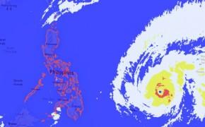 "PAG-ASA Update: Super Typhoon ""Maysak"" Threatens Philippines, Expected Landfall On Easter Sunday"