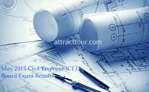 May 2015 Civil Engineer Licensure Examination (U-Z)