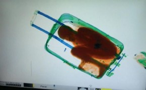 Shocking News: Boy Spotted In A Suitcase Upon Crossing Spanish Border
