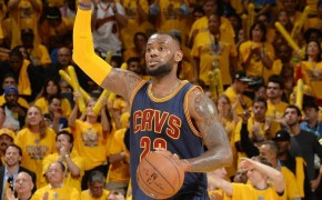Game 2 NBA 2015 Finals Cleveland Cavaliers Defeats the Golden State Warriors 95-93 OT
