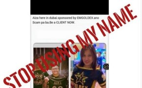 Aiza Seguerra Harsh Words To EMGOLDEX And Denies  Involvement To The Company- Know More Here