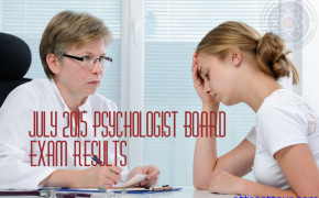Congratulations! July 2015 Psychologist Board Exam Results List of Passers