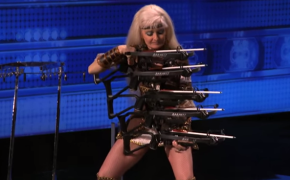 Silvia Silva Crossbow Performer Breath Taking Performance on America's Got Talent 2015