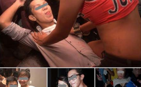 'Underground Party'  Photos of Teenagers Went Viral