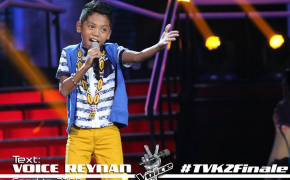 "Reynan Dal-Anay & Gary V Perform ""Babalik Ka Rin"" During the Grand Finale of The Voice Kids Philippines Season 2"