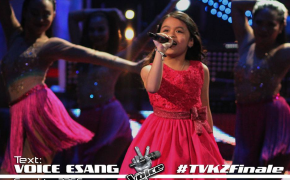 "Esang De Torres & Billy Crawford Duet ""Count On Me"" During the Grand Finale of The Voice Kids Philippines Season 2"