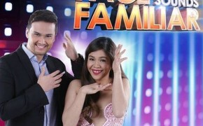 Melai Cantiveros co-host with Billy Crawford on (Your Face Sounds Familiar)