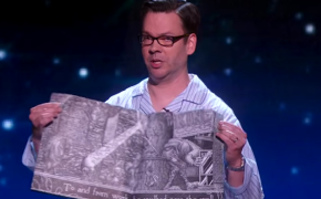 Comedic Magician Derek Hughes Wow Audience on America's Got Talent 2015