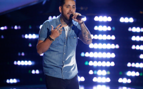 """Dustin Monk Performed Own Version of """"Bright Lights"""" on The Voice 2015 Blind Auditions Week 3"""