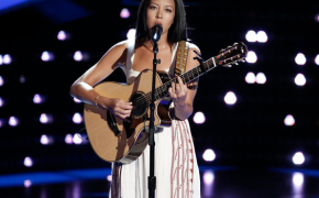 """Fil-Am Singer Amy Vachal Sings """"Dream a Little Dream of Me"""" on The Voice 2015 Blind Auditions Week 3"""