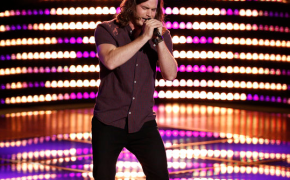 """Blaine Mitchell Performed """"Drops of Jupiter"""" on The Voice 2015 Blind Auditions Week 3"""