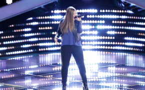"Amanda Ayala Rocks on Stage by Singing ""Mississippi Queen"" on 'The Voice 2015' Blind Auditions"