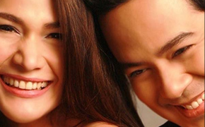 "Bea Alonzo and John Lloyd Cruz Visit In ""It's Showtime"""