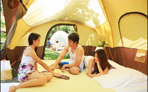 Glamping by Lifestyle:Pitch 2
