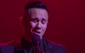 "Cyrus Villanueva Performs ""Jealous"" On X Factor Australia Grand Finals"