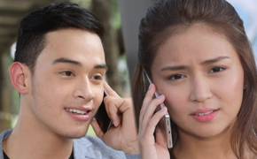 Pangako Sa'yo: Yna got a suprise from David Powers