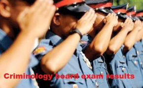 Out of 29,591 Only 9,671 Had Passed The Examination in Criminologist Licensure Examination