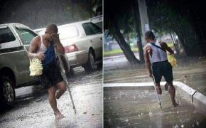 Netizens Praise The Inspiring Man For His Good Works