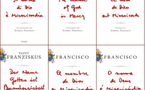 Pope Francis First Book To Be Launched in January 12
