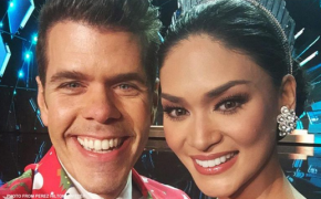 """Pia is the Miss Universe""- Celebrity Blogger Perez Hilton"
